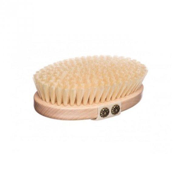 BRISTA Szczotka do masażu ciała - włosie z kaktusa agawy