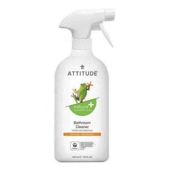 ATTITUDE Płyn do czyszczenia łazienki Skórka Cytrynowa 800 ml