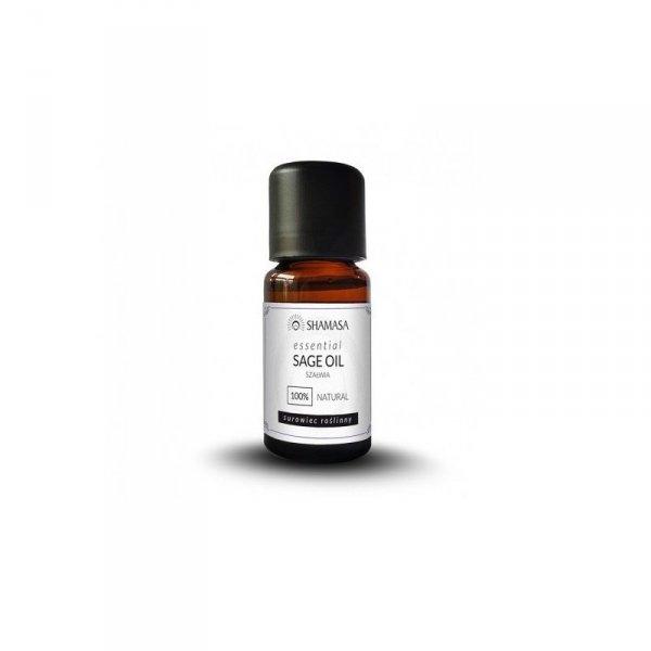 SHAMASA Esencja z Szałwii 100% naturalny olejek 15ml