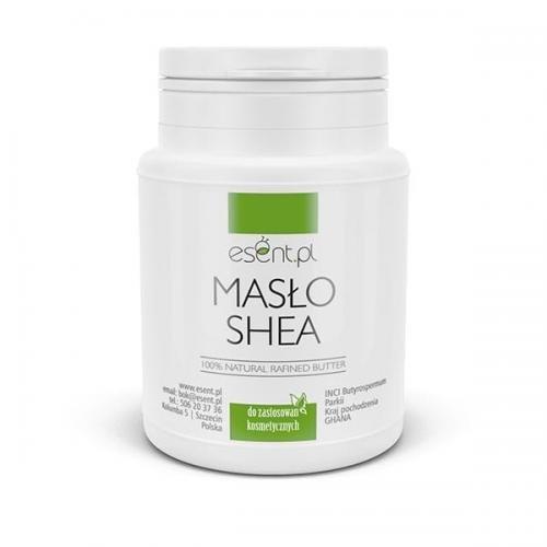 ESENT Masło SHEA 100% naturalne rafinowane 470ml