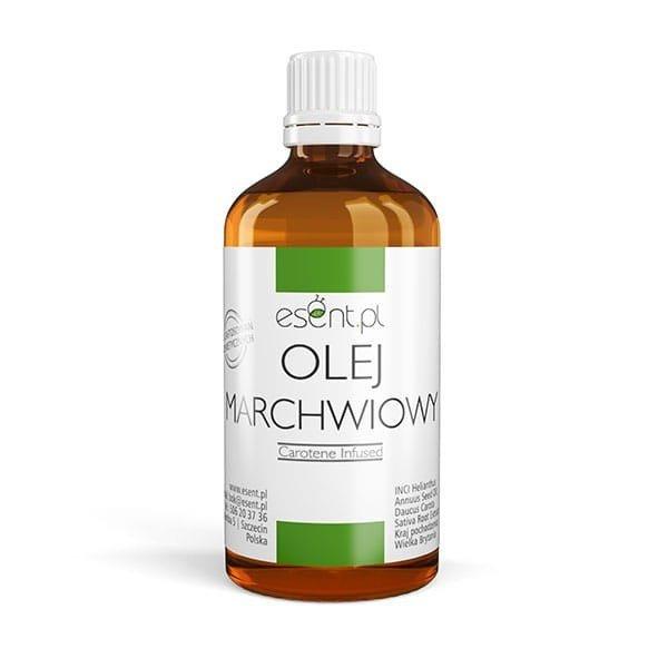 ESENT Olej Marchwiowy naturalny (macerat) 100ml
