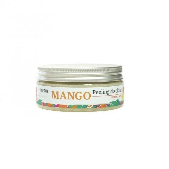 MOHANI Wild Garden Ujędrniający peeling do ciała MANGO 150g