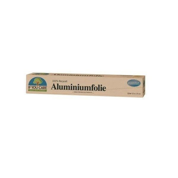 If You Care Folia aluminiowa w 100% z recyklingu 10m x 29cm