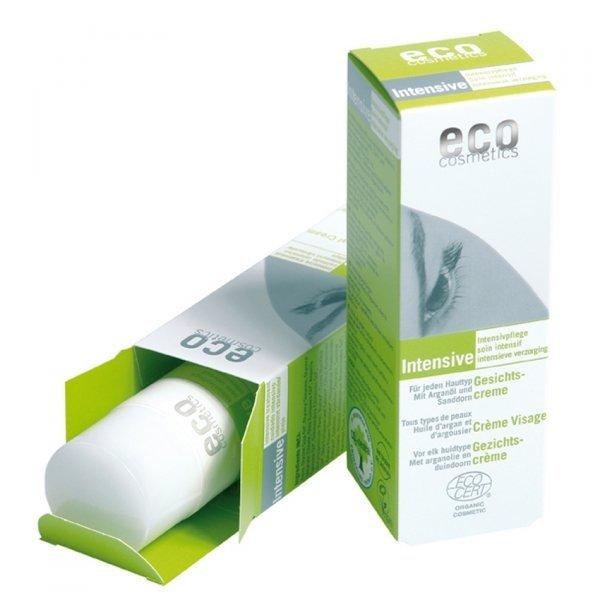Eco Cosmetics Intensive - krem do twarzy intensywnie pielęgnujący