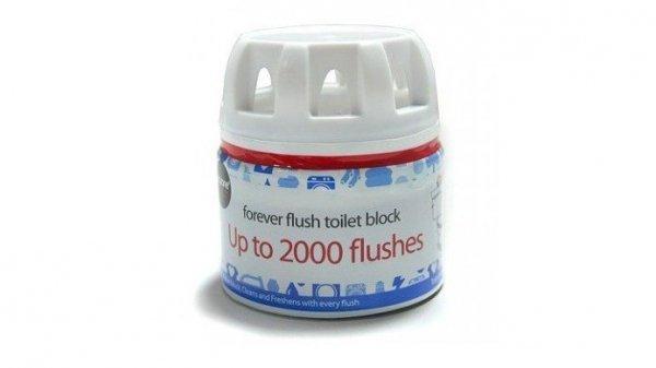 ECOZONE Ekologiczna kostka do toalety forever flush do 2000 spłukań - kostka do toalety