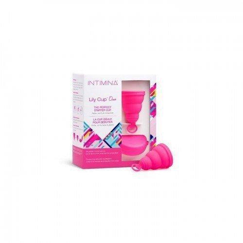 INTIMINA LILY CUP Kubeczek Menstruacyjny - Doskonały kubeczek dla początkujących