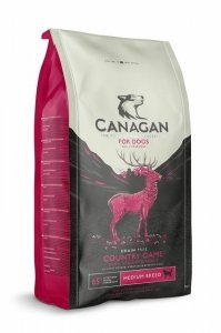Canagan Country Game 12kgsucha karma dla psa