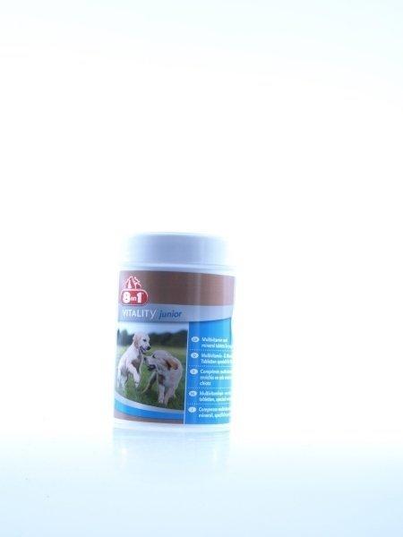8 in 1 Mutli Vitamin Puppies 100 tab. Witaminy dla szczeniąt