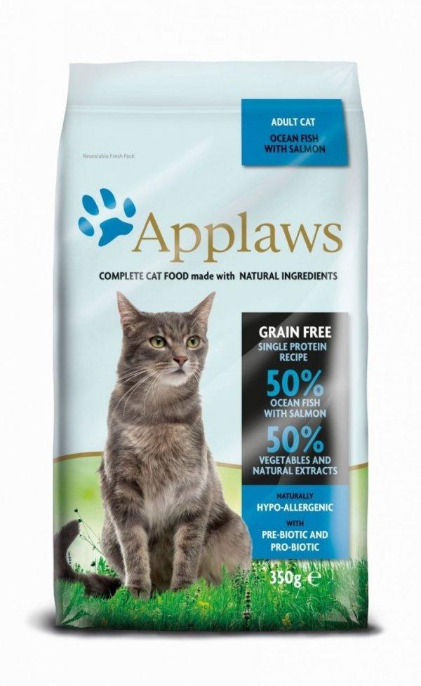Applaws Ocean Fish 6kg bez zbóż, sztucznych barwników, aromatów, konserwantów dla kota
