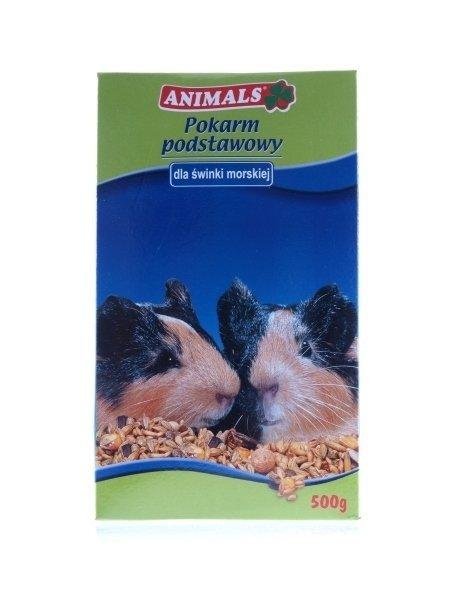 Animals Pokarm dla Świnki Morskiej 500g