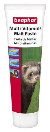 beaphar Multi Vitamin Malt Paste 100g dla Fretek
