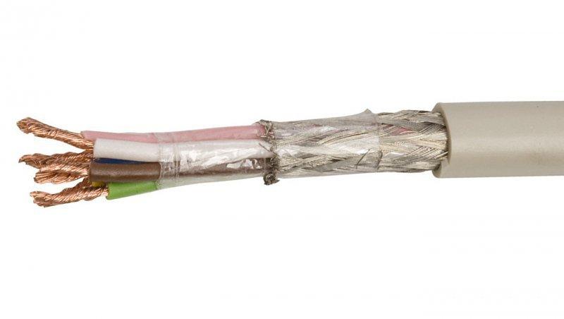 Przewód sterowniczy UNITRONIC LiYCY 7x0,75 0034707 /bębnowy/
