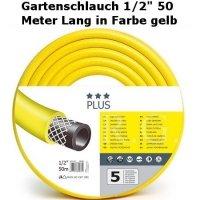 Gartenschlauch Plus 1/2 50 Meter Lang