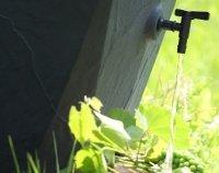 Wasserhahn 3/4 Ablassventil Auslaufhahn für Regentonne