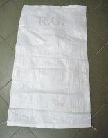 100x Getreidesäcke PP Bändchengewebesäcke 60x105cm