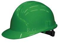 Bauarbeiterhelm Bauhelm Helm Schutzhelm Farbe grün
