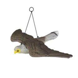 6x Taubenschreck Vogelscheuche Taubenabwehr Vogelabwehr - fliegender Falke