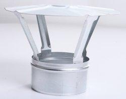 Regenhaube Regenhut Einsteck für Ofenrohre Kamin verzinkt 110