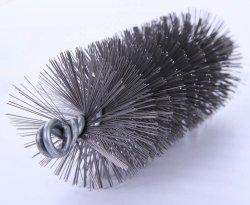 Heizkesselbürste Kaminbesen aus Draht 90mm