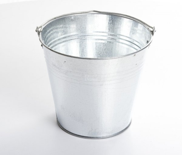 Metalleimer Eimer Wassereimer 8 L