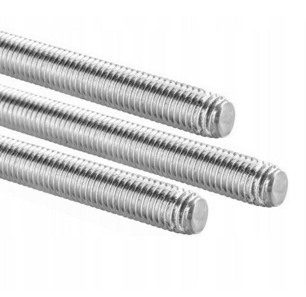 2 x Gewindestange M5 x 1000 mm DIN 975 976 verzinkt 4.8