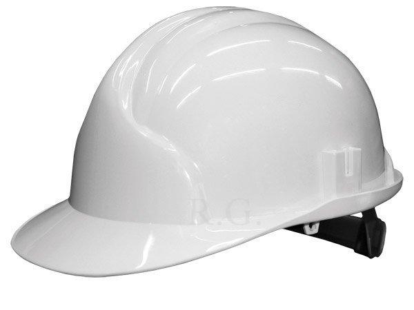 Bauarbeiterhelm Bauhelm Helm Schutzhelm Farbe weiß