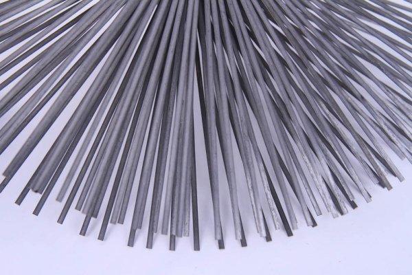 Schornsteinbesen Kaminbesen aus Federstahl 15cm