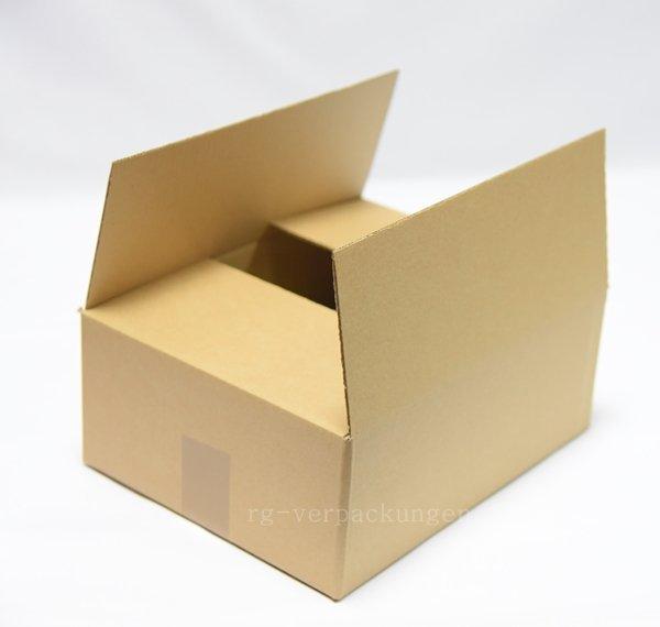 20x Faltkarton Karton 320x250x120