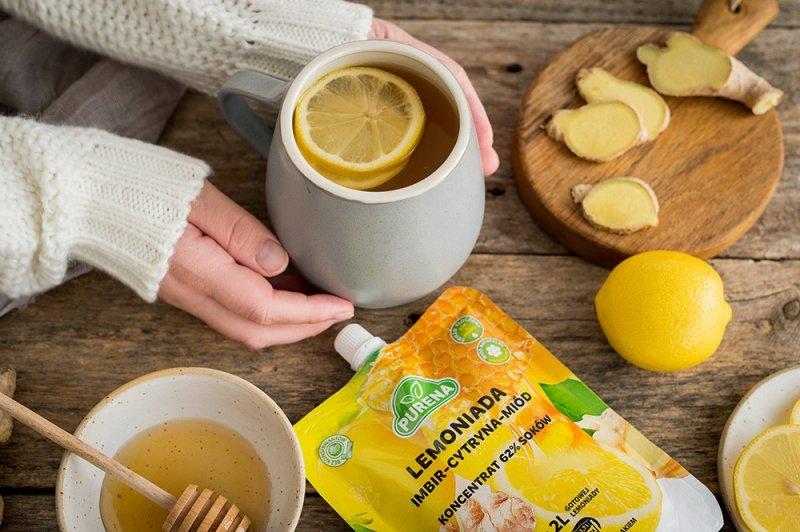 Lemoniady owocowe  koncentraty mix 340g x 4szt = 8 l + dzbanek gratis