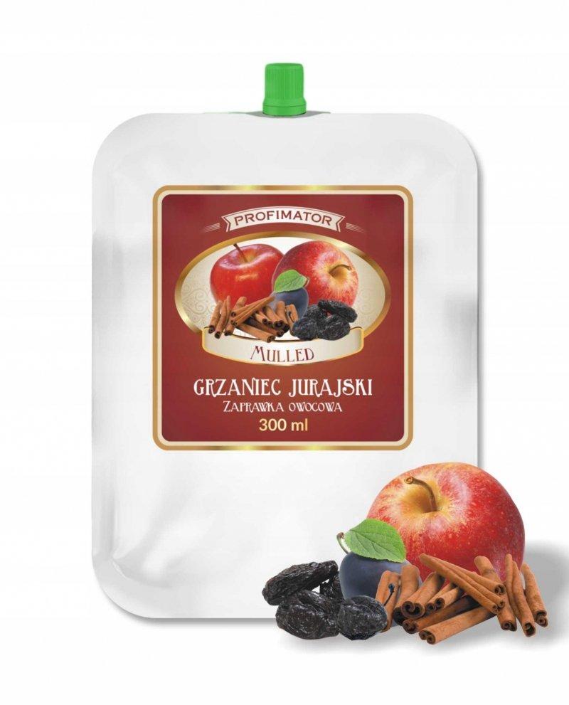 Zaprawka na nalewkę GRZANIEC 300 ml/1l