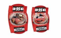 Schonerset Disney Cars 4-Teilig Knie- und Ellenbogenschoner
