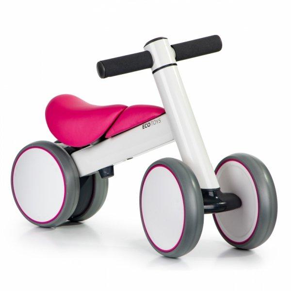 Mini-Laufrad, Walker, Aufsitzrad Ride Pink