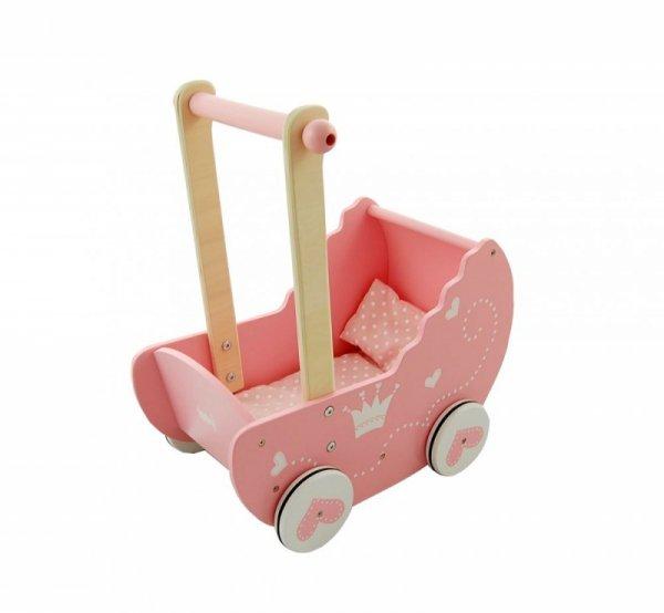 Puppenwagen PINK Puppenkarre Puppen
