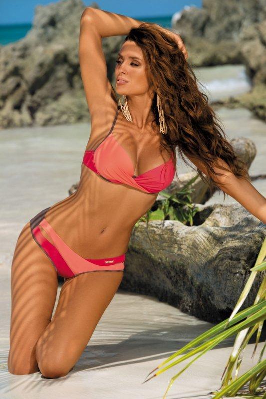 Kostium kąpielowy Christina Cubano-Flamingo-Nectarine M-348 (15)