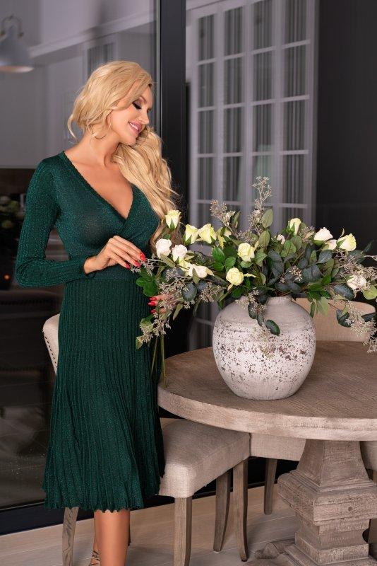 Sukienka Frojene Green