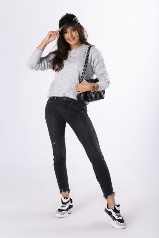 Sweterek Patricia M83134 Grey