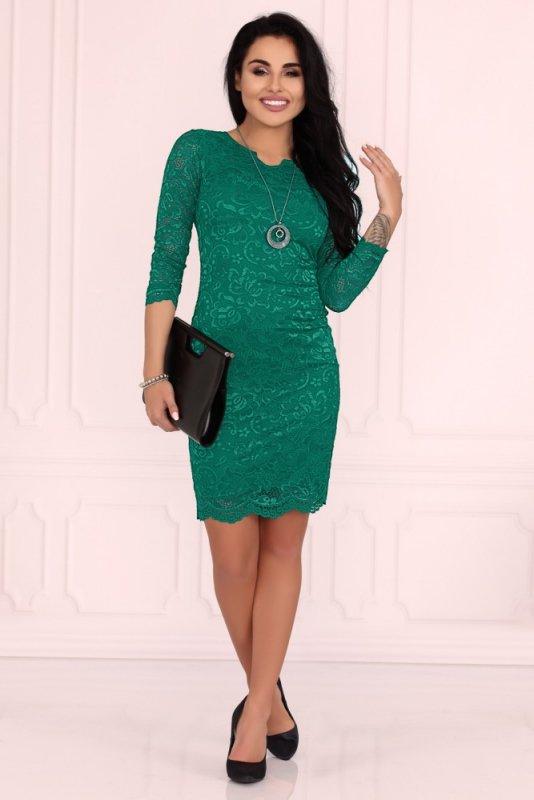 Sukienka Merribel 10391D Green