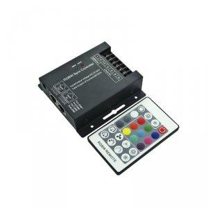 Sterownik Taśm LED RGBW Radiowy 12V/24V 288W/576W RJ45 V-TAC VT-2424