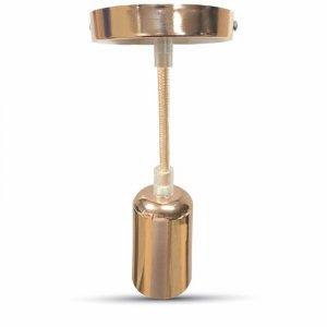 Oprawa Wisząca V-TAC Różowe Złoto Zestaw 5 Lat Gwarancji