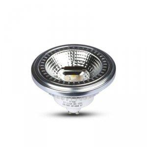 Żarówka LED V-TAC AR111 12W GU10 230V 40st COB VT-1112 6000K 900lm