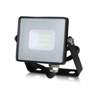 Projektor LED V-TAC 10W SAMSUNG CHIP Czarny VT-10 6400K 800lm 5 Lat Gwarancji