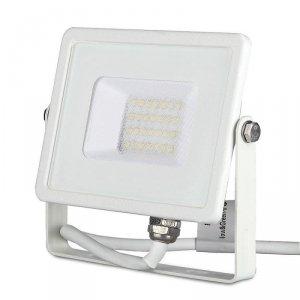 Projektor LED V-TAC 20W SAMSUNG CHIP Biały VT-20 4000K 1600lm 5 Lat Gwarancji