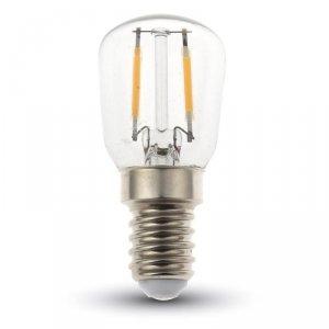 Żarówka LED V-TAC 2W Filament E14 ST26 VT-1952 4000K 180lm