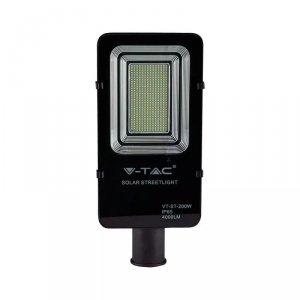 Oprawa Uliczna Solarna V-TAC 50W LED IP65 VT-ST200 4000K 4000lm
