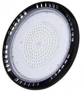 Oprawa LED High Bay V-TAC SAMSUNG CHIP 150W Zas. Mean Well 1-10V 90st 120lm/W VT-9-150 4000K 18000lm 5 Lat Gwarancji