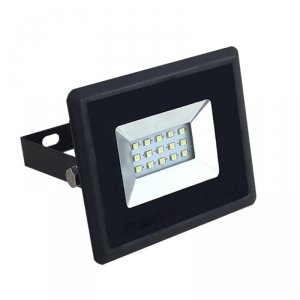 Projektor LED V-TAC 10W SMD E-Series Czarny VT-4011 3000K 850lm