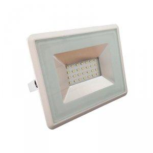 Projektor LED V-TAC 20W SMD E-Series Biały VT-4021 6500K 1700lm