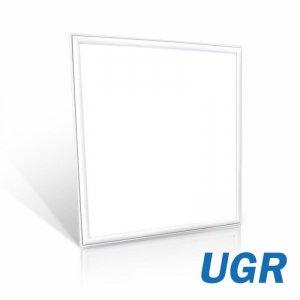 Panel LED V-TAC 45W 600x600 UGR PMMA VT-6068 4000K 3600lm