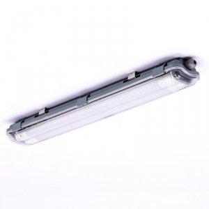 Oprawa Hermetyczna V-TAC LED 60cm 2x10W IP65 (Tuby LED w zestawie) VT-6029 4000K 1700lm