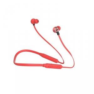Sportowy Zestaw Słuchawkowy Bluetooth V-TAC 500mAh Czerwony V-TAC VT-6166